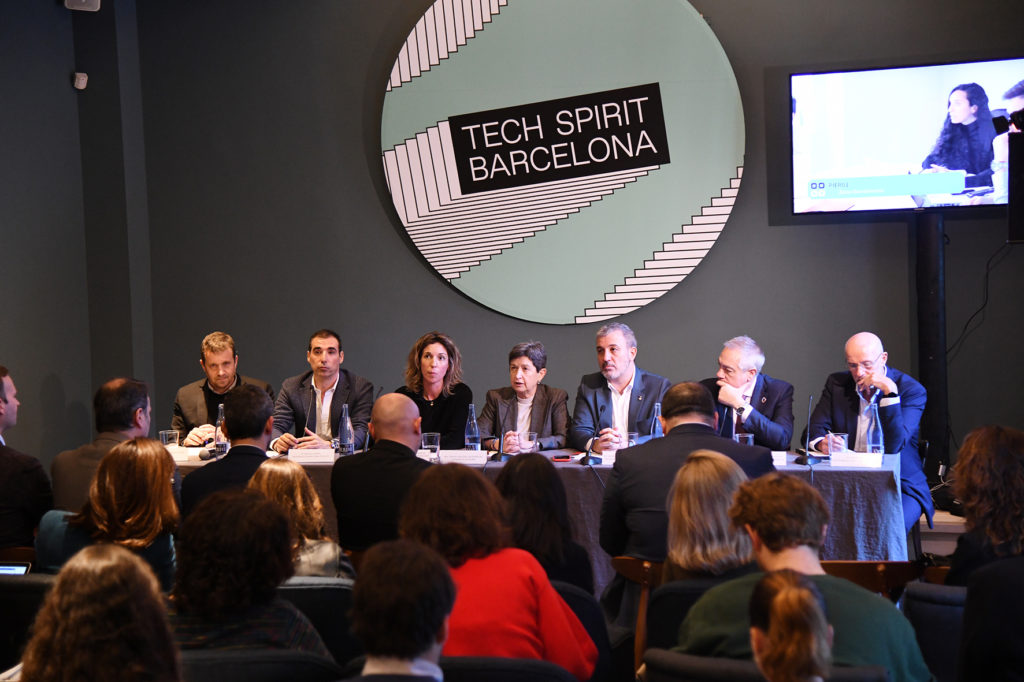 Tech Spirit Barcelona Evento